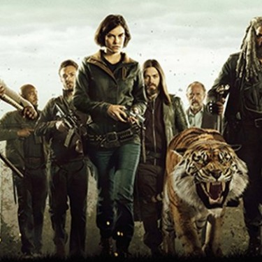 The Walking Dead – poster revela data de início da oitava temporada