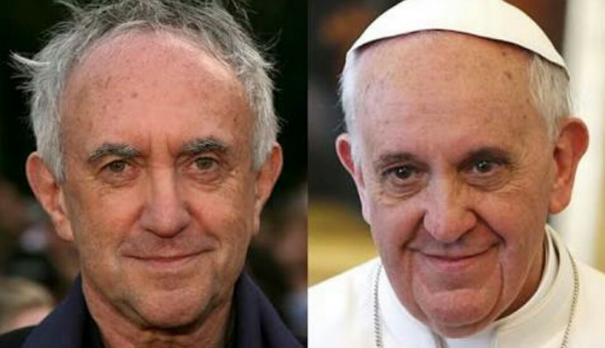 Jonathan Pryce, de Game of Thrones, será o Papa Francisco em filme da Netflix