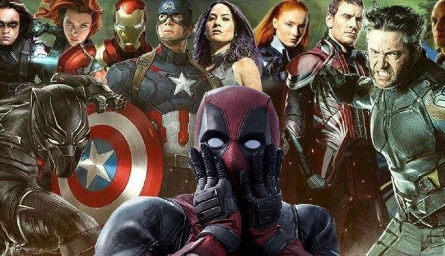 Disney confirma que Quarteto Fantástico, X-Men e Deadpool integrarão o MCU