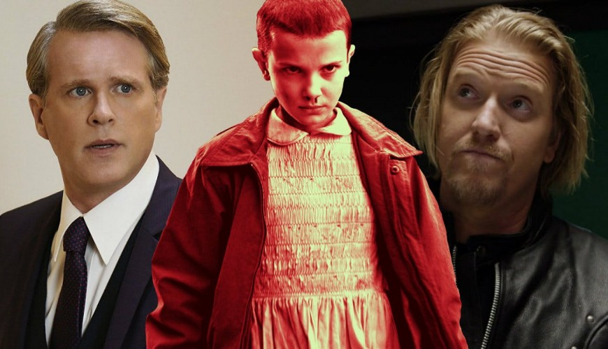 Stranger Things – Cary Elwes e Jake Busey se juntam ao elenco da terceira temporada