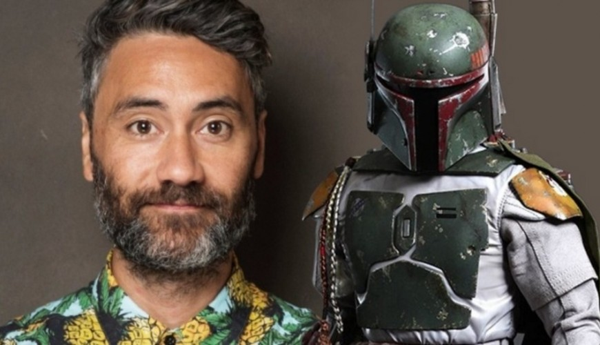 The Mandalorian – vídeo do set mostra Taika Waititi dirigindo uma cena da season finale