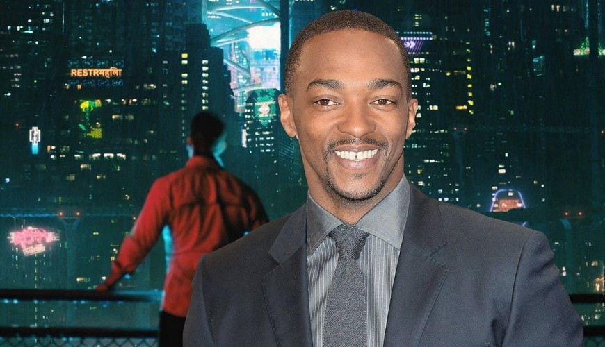 Altered Carbon – teaser da segunda temporada apresenta Anthony Mackie como Takeshi Kovacs