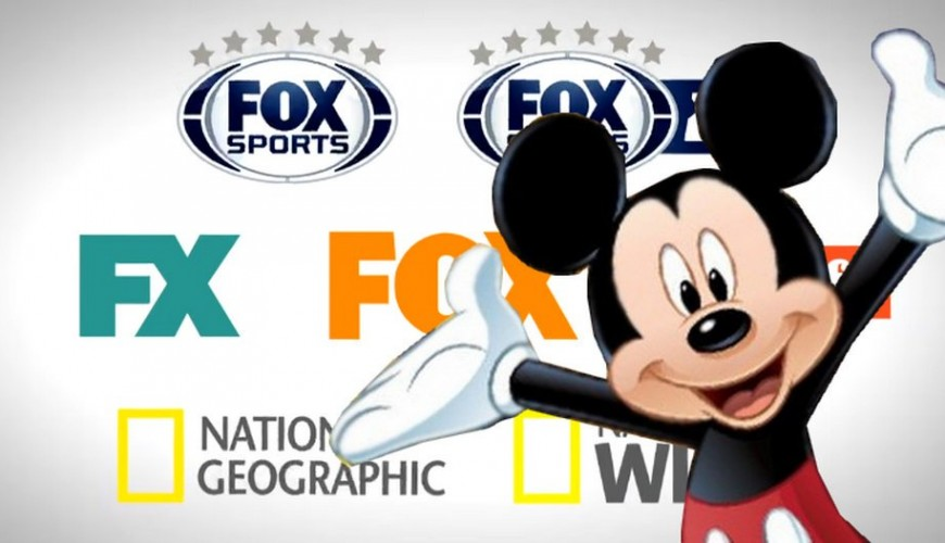 Disney decide vender os canais Fox Sports no Brasil