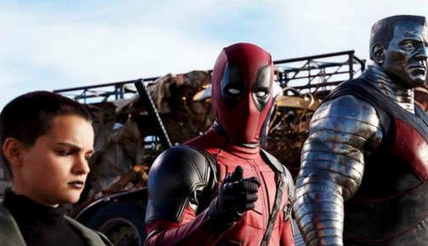 Deadpool 2 terá a volta de Colossus e Negasonic Teenage