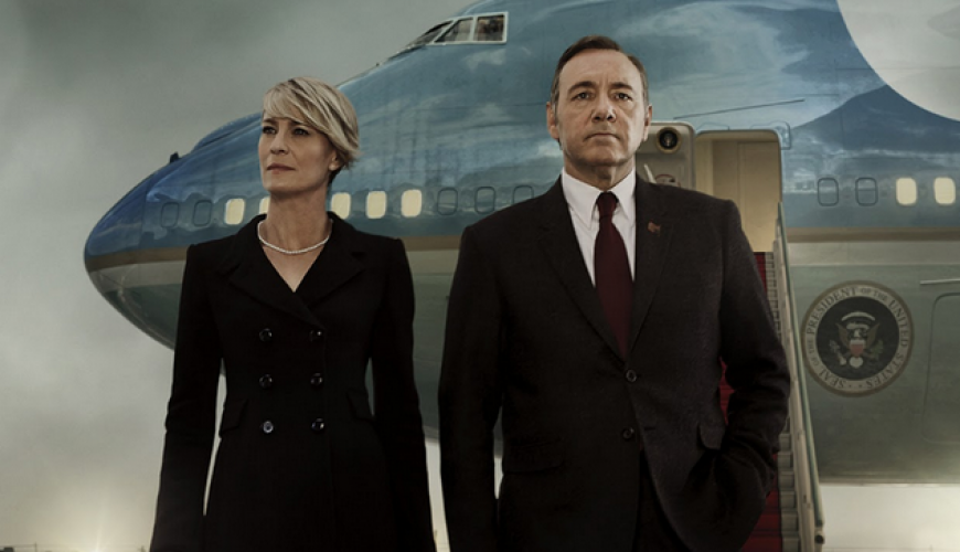 House of Cards – quinta temporada ganha primeiro trailer legendado.