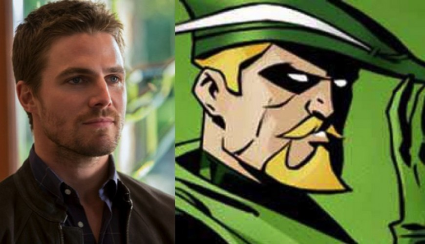 Arrow – Stephen Amell indica o uso do famoso cavanhaque na sexta temporada.