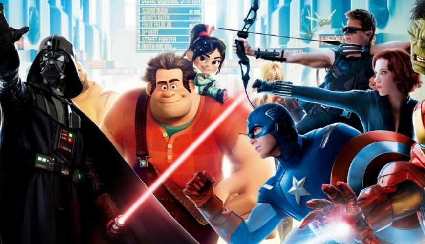 Detona Ralph 2 – personagens de Star Wars, da Marvel e Stan Lee são confirmados no filme.