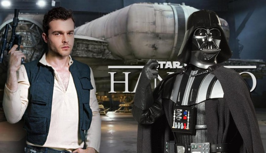 Star Wars – Darth Vader estará no filme do jovem Han Solo