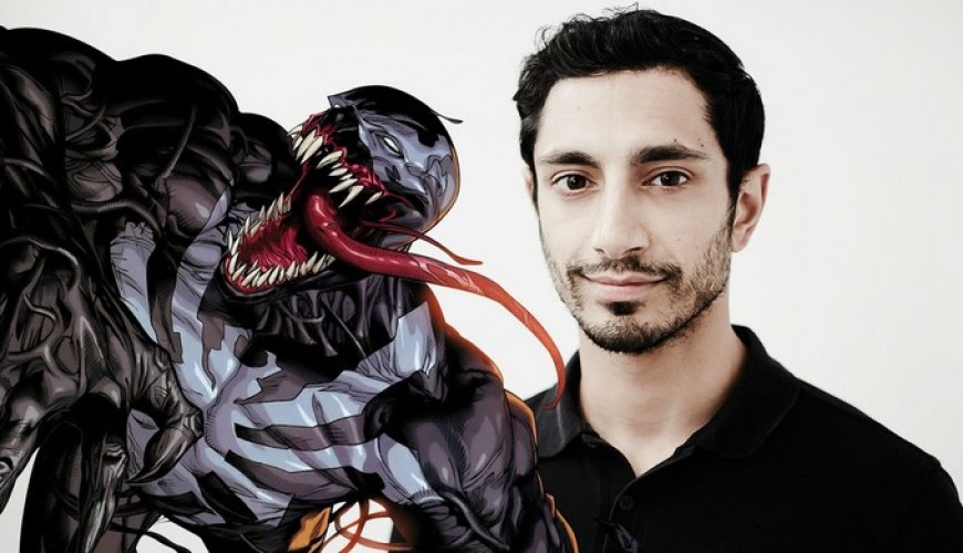Venom – Riz Ahmed está negociando participação no filme como popular personagem da Marvel