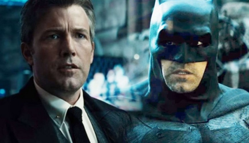 The Batman – roteiro de Ben Affleck era inspirado em antigo filme de David Fincher