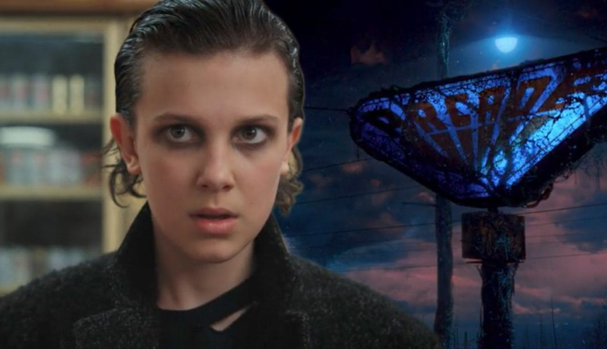 Stranger Things –  Millie Bobby Brown quer cinco temporadas para a série