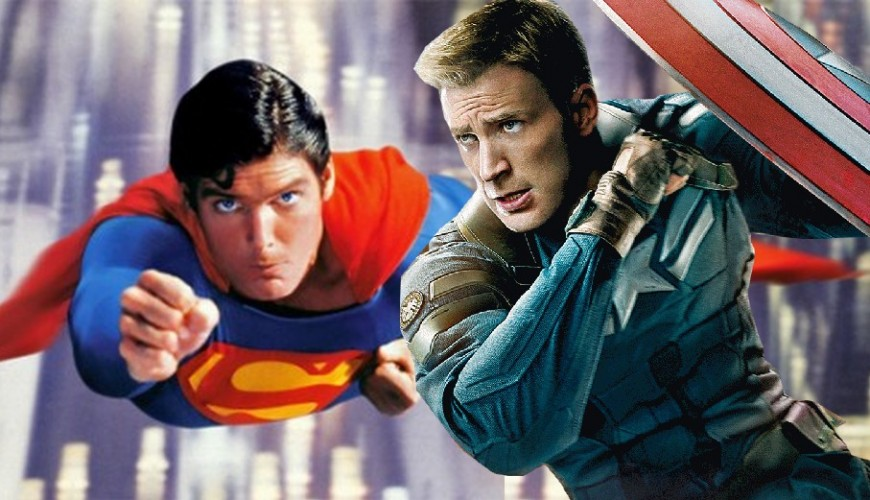 Kevin Feige compara Chris Evans a Christopher Reeve