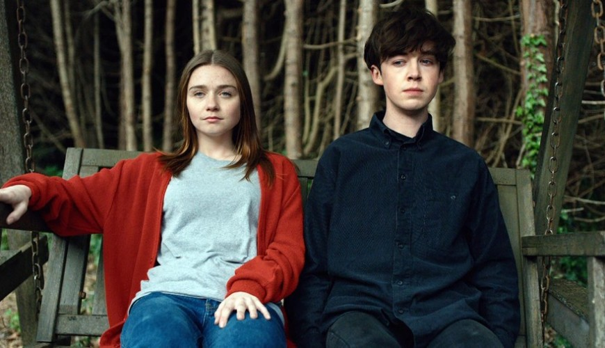 "Ator responde se ""The End of The F***ing World"" terá uma segunda temporada"
