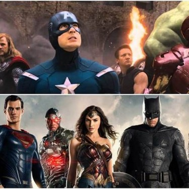 Crossover Marvel vs DC no cinema pode acontecer, segundo James Gunn