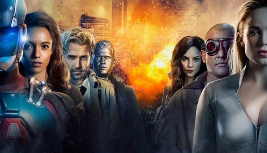 Legends of Tomorrow – John Constantine é destaque no teaser da quarta temporada