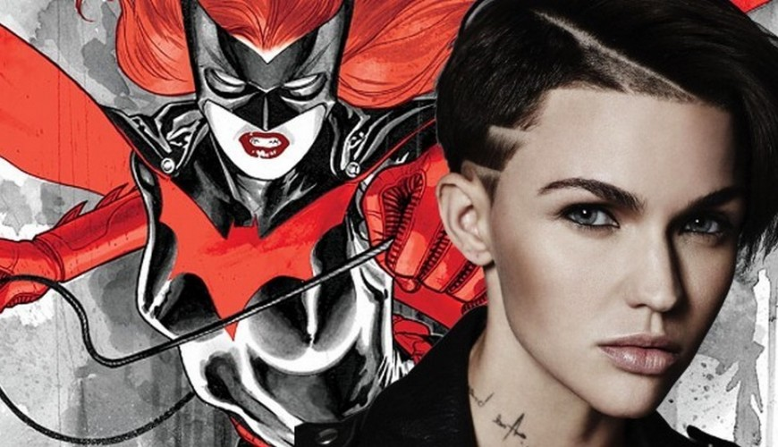 Ruby Rose é escalada como Batwoman no Arrowverse