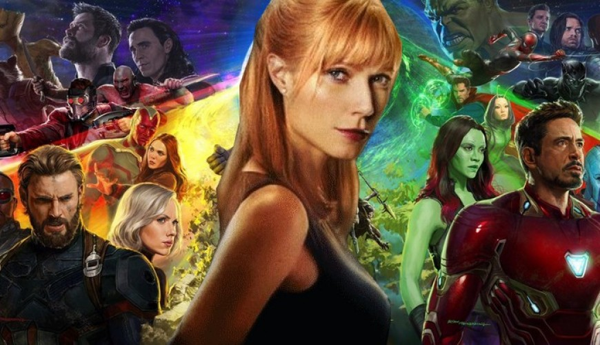 Vingadores 4 – Gwyneth Paltrow posta foto com Robert Downey Jr. no set das refilmagens