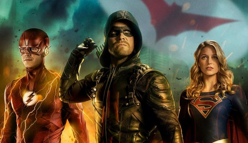 "Crossover do Arrowverse se chamará ""Elseworlds"" e terá o Monitor"