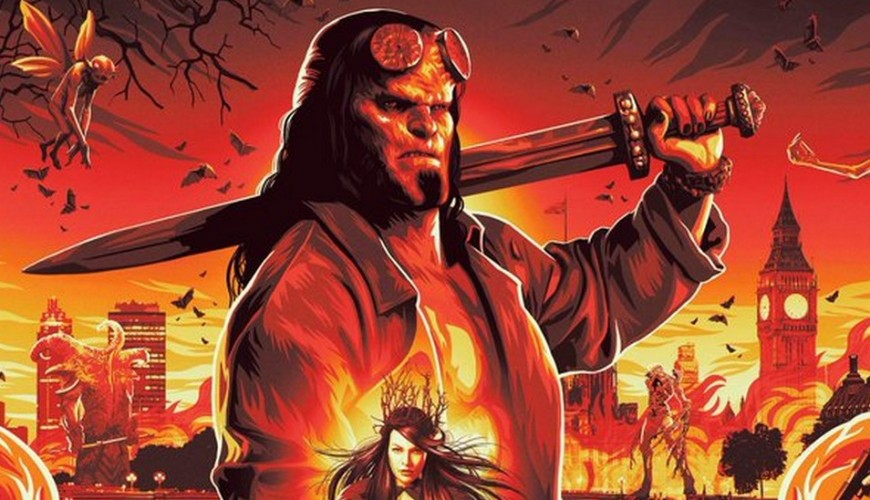 Empire revela nova imagem de David Harbour como Hellboy