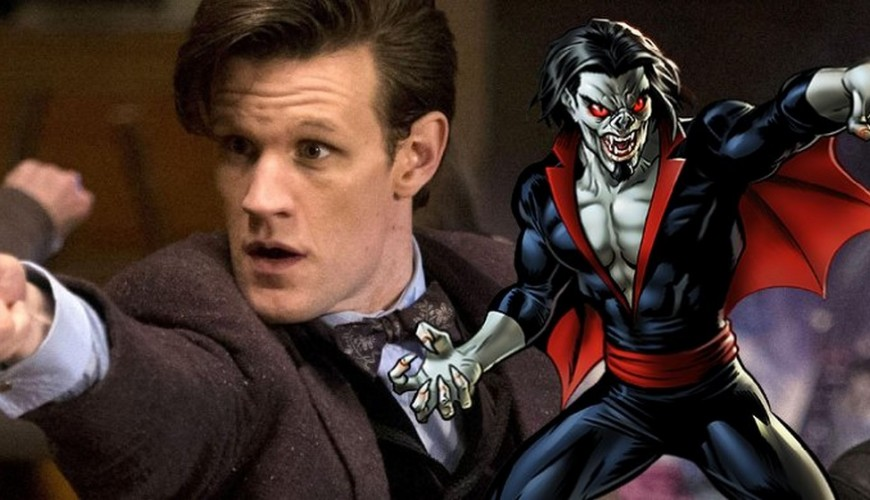 Morbius – Matt Smith será o grande vilão do filme de vampiro da Marvel/Sony com Jared Leto