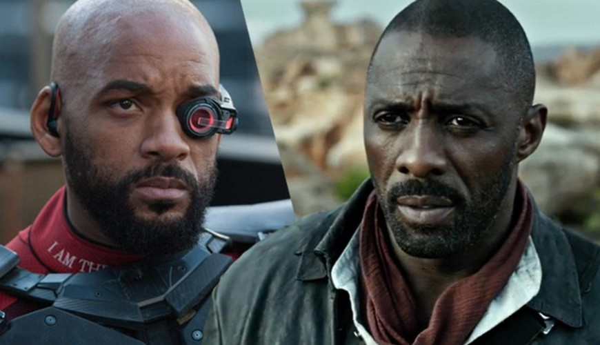 O Esquadrão Suicida – Idris Elba deve substituir Will Smith no filme