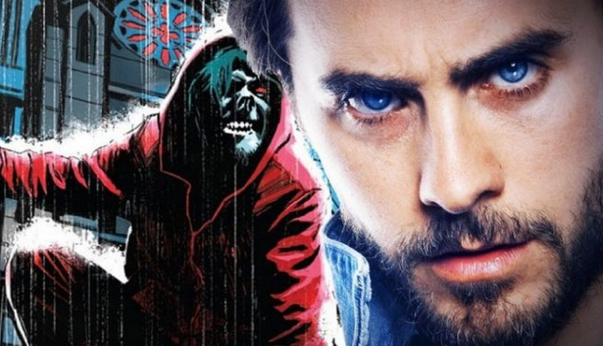 Morbius – fotos do set de filmagens mostram Jared Leto e Matt Smith