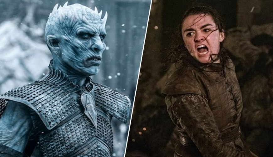 Game of Thrones – Maisie Williams inclui nome de crítico daquela cena na Lista de Arya