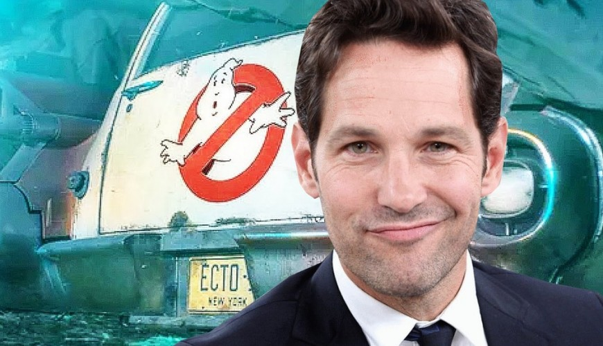 Os Caça-Fantasmas 2020 – Paul Rudd entra para o elenco do filme