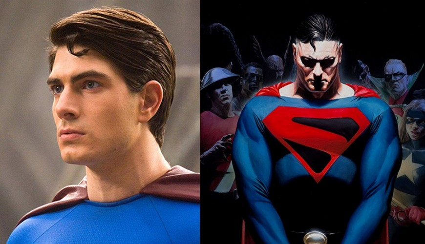 Brandon Routh será o Superman de O Reino do Amanhã em Crise nas Infinitas Terras