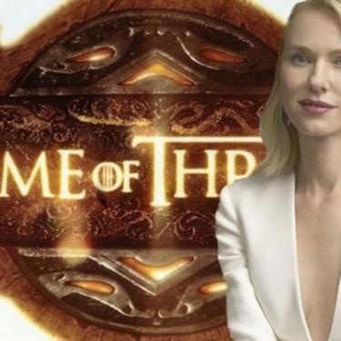 Imagem dos bastidores de prelúdio de Game of Thrones mostra figurino de Naomi Watts