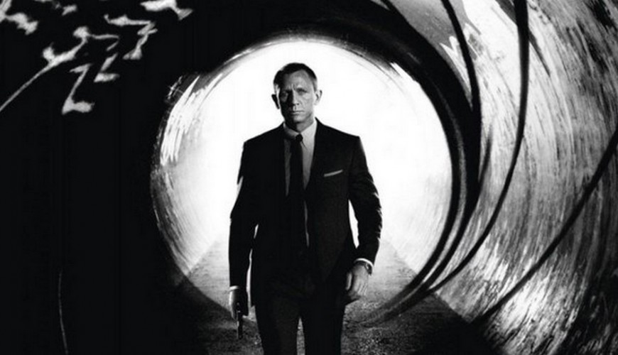 Teaser anuncia o título oficial do novo filme de James Bond