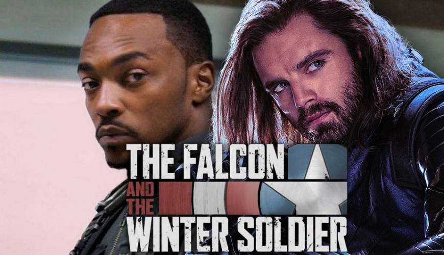 Falcão e o Soldado Invernal – Anthony Mackie posta foto do elenco reunido