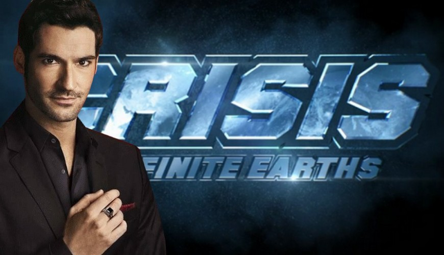 Crise Nas Infinitas Terras – Tom Ellis, o Lúcifer, está no crossover do Arrowverse