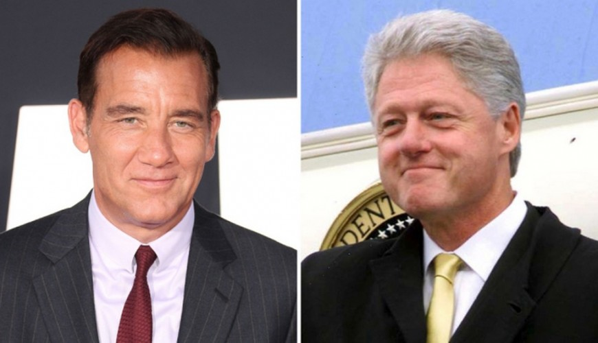 Impeachment: American Crime Story – Clive Owen vai interpretar Bill Clinton na série