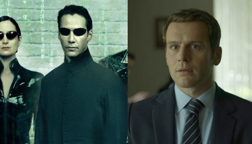 Matrix 4 – ator de Mindhunter e Frozen entra para o elenco do filme