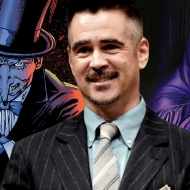 The Batman – foto de Colin farrell confirma o visual do ator para o papel de Pinguim