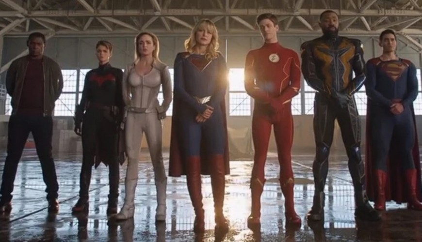 Showrunner usa a Marvel como exemplo para o próximo crossover do Arrowverse