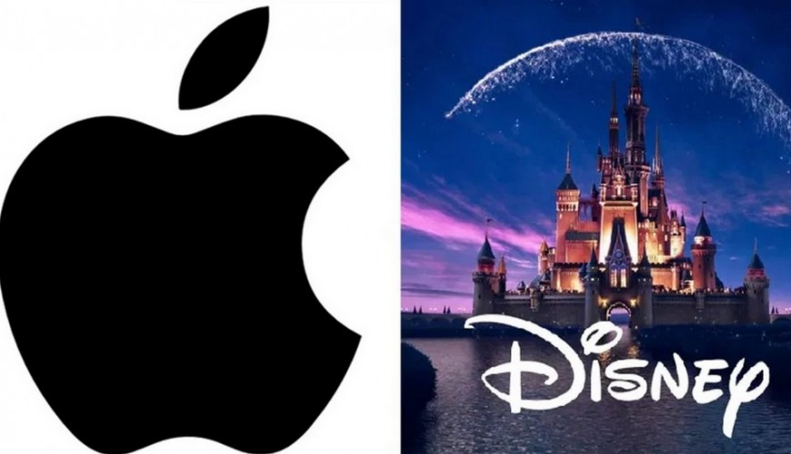 Apple pode comprar a Disney, segundo analista de Wall Street