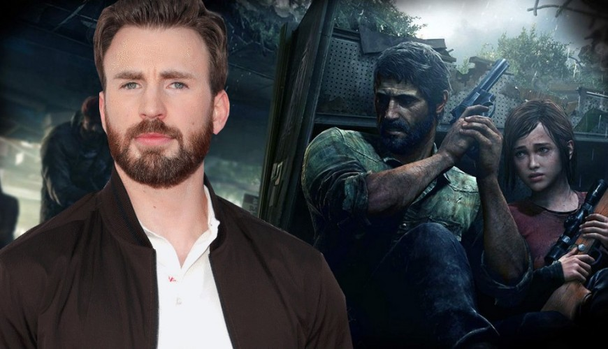 The Last of  Us – artista digital imagina Chris Evans como Joel na série da HBO