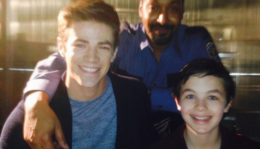 Revelada causa da morte de Logan Williams, que viveu o jovem Barry Allen em The Flash