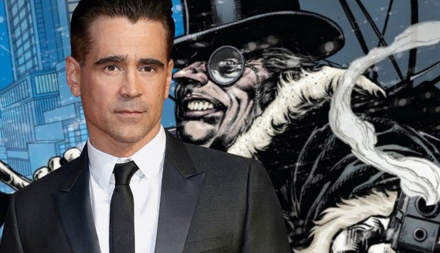 The Batman – teaser mostra Colin Farrell irreconhecível como Pinguim