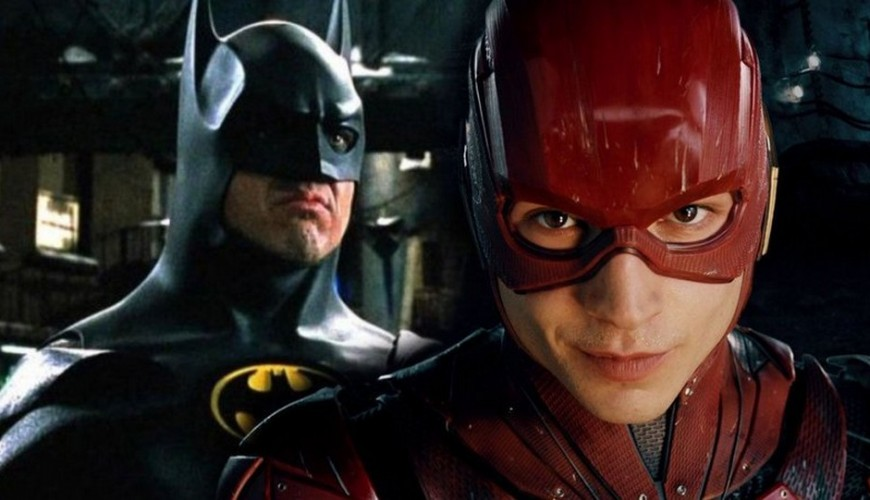 Michael Keaton voltará a ser o Batman no filme do Flash