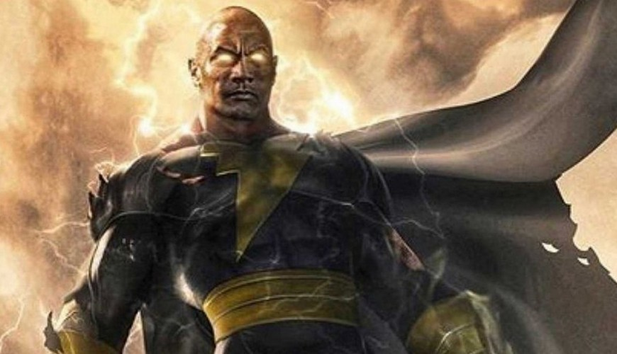 Adão Negro – The Rock revela data de lançamento do filme da DC
