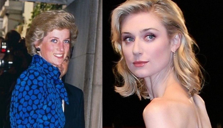 The Crown – Elizabeth Debicki será a Princesa Diana nas duas últimas temporadas