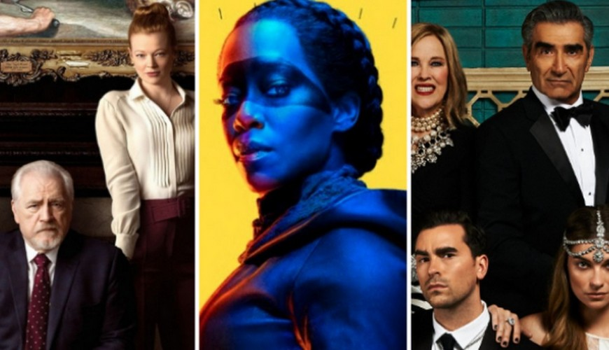 Emmy – Watchmen, Succession e Schitt's Creek são as grandes vencedoras da noite