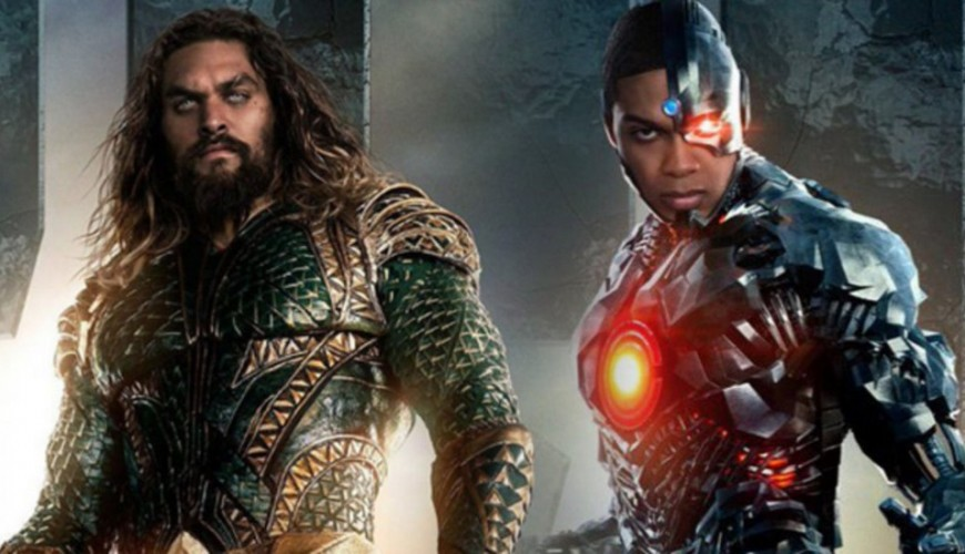 Jason Momoa mostra apoio a Ray Fisher em disputa com a Warner