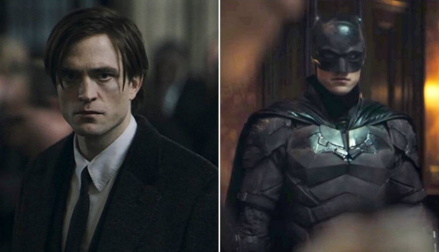 The Batman – Robert Pattinson aparece como Bruce Wayne em novas fotos do set