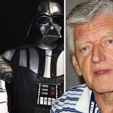 Elenco de Star Wars lamenta morte de David Prowse, o intérprete de Darth Vader