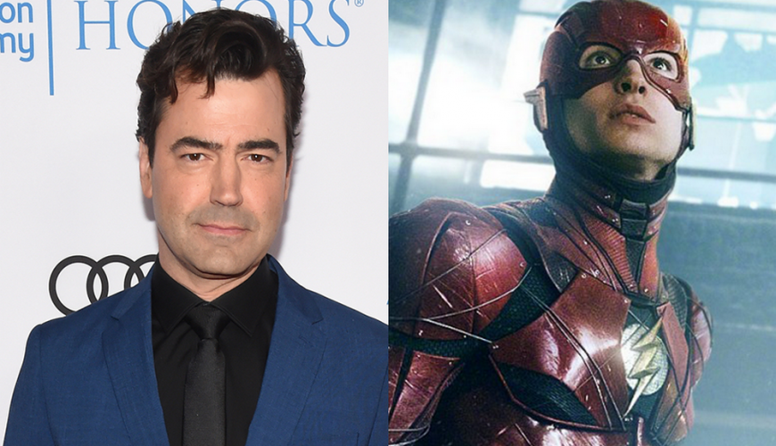 The Flash – Ron Livingston substitui Billy Crudup como pai do herói no filme
