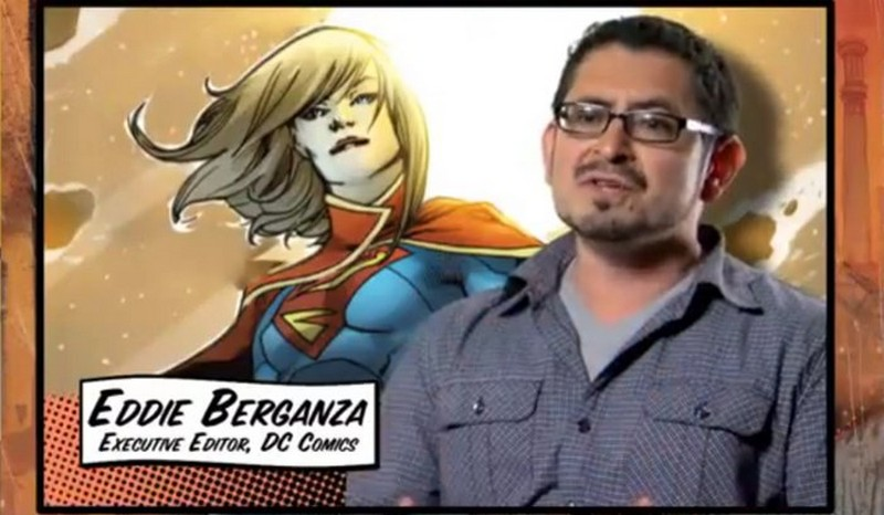 DC suspende editor executivo acusado de assédio sexual